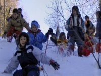 Snowshoes for children