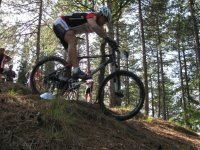 Mountain Bike sul Pollino