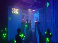 sala di laser tag