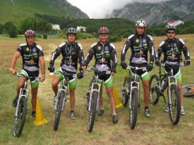 Scuola Mountain Bike Prati di Tivo