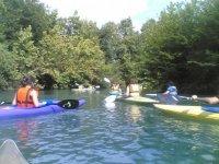 Escursioni in canoa