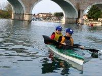 Corsi canoa per bambini