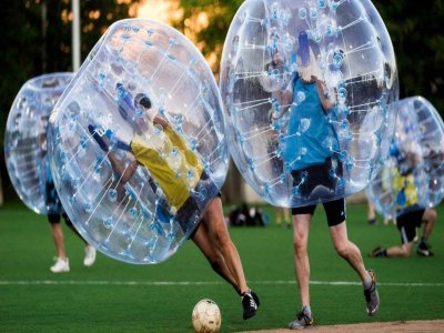 Rafting Center Val di Sole Bubble Football