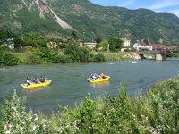 Navigando nell'Adige