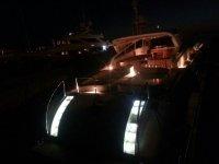 L'imbarcazione di notte