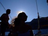 Escursioni su barca a vela