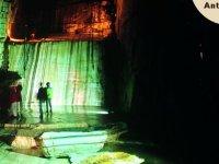 Speleologia in cava