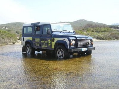 Happy Tour in Sardinia 4x4 Fuoristrada