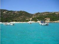 The Sardinian sea