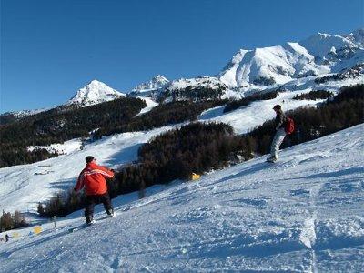 Scuola di Sci Pila Snowboard