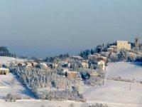 Snowshoeing in Emilia