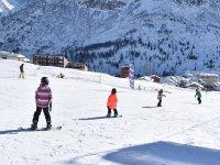 Snow courses for children