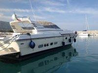 Motoscafo mini yacht