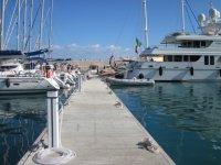 Yacht grandi e piccoli