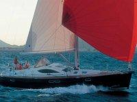 Cruises on sailing boats