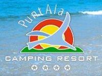 Camping PuntAla Windsurf