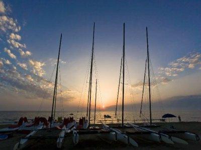 Camping PuntAla Escursione in Barca