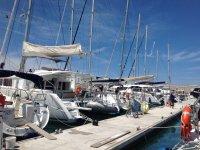 Alcune barche della nostra flotta