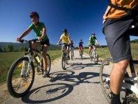 Escursioni in bici guidate