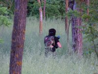 paintball nel parco del cilento