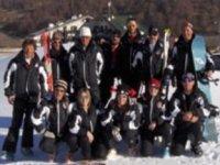 Il team della Scuola Sole e Neve