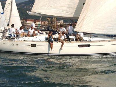 Sailing 5 Terre
