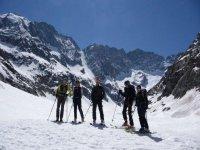Scialpinismo sulle Dolomiti