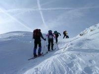 High-altitude adventure