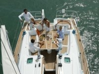 Colazione a bordo