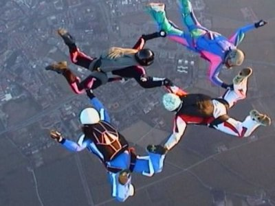 Aereo Club Latina Paracadutismo