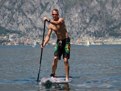Europa Surf and Sail Paddle Surf
