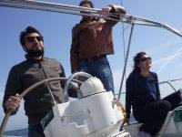 Corso di navigazione a vela