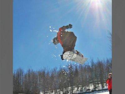 Calabria Snowboard Academy Snowboard