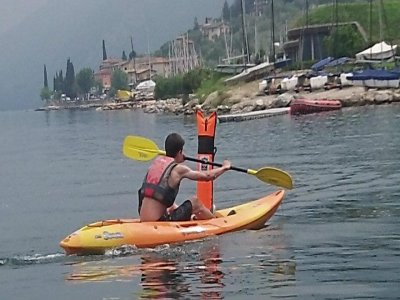 Europa Surf and Sail Kayak