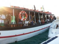 excursions in traditional wooden boats