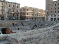 Lecce amphitheater