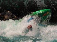 Acrobazie in kayak
