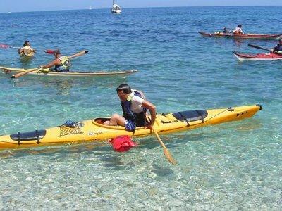 Sea Kayak Italy Isola d'Elba