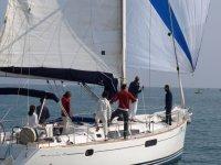 A bordo con Sea Team