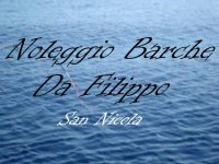 Noleggio barche da Filippo San Nicola Noleggio Barche