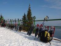 Racchette da neve o ciaspole