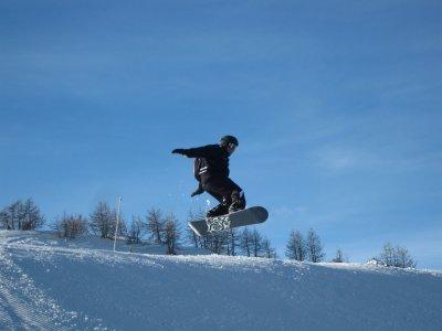 Alpina-Tour Snowboard
