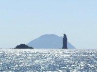 September by boat in Sicily