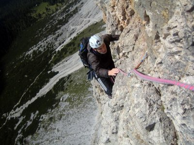 Guide Alpine Cortina Arrampicata
