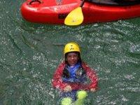 Baby Rafting