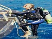 Corso Boat Diver