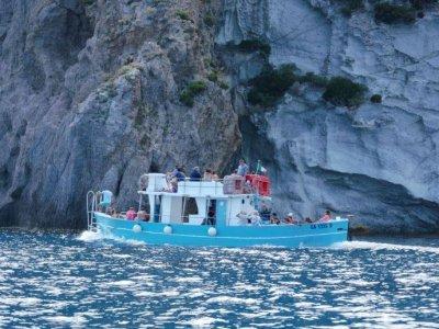 Settemari Escursione in Barca