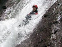 Course of canyoning
