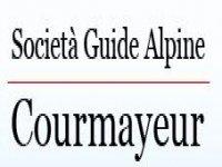 Societá Guide Alpine Courmayeur Ciaspole