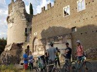le tappe del tour ad Appia Antica